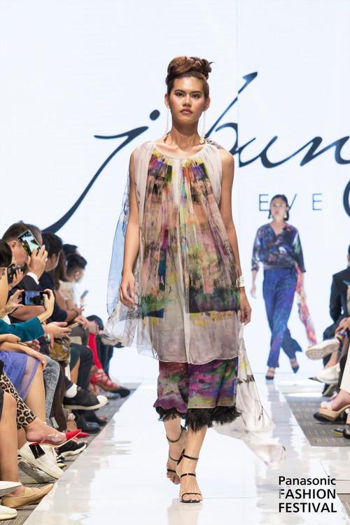 jibun-fuku ワンピースドレス WP106
