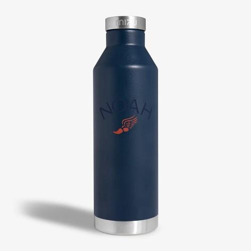 Winged Foot Mizu Bottle(Midnight)