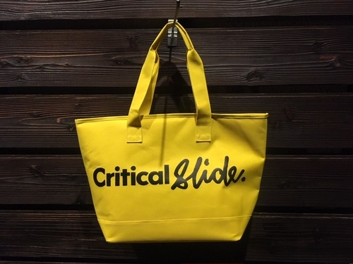 Critical Slide COOLER TOTE BAG Yellow DRG2005