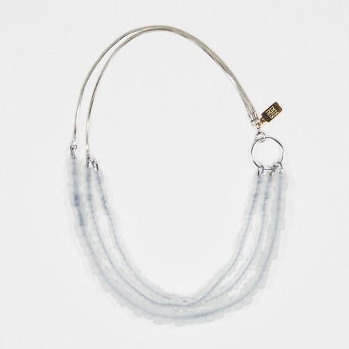 SIRI SIRI COMPOSITION ネックレス CASCADE BLUE