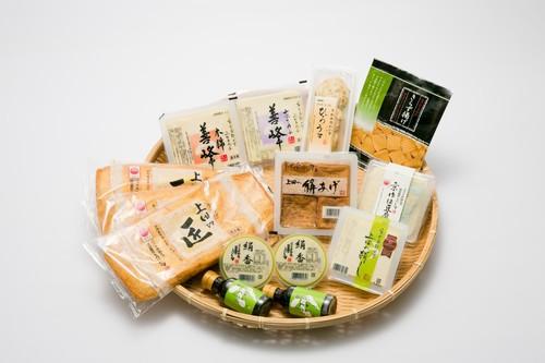 豆腐セット 善峯