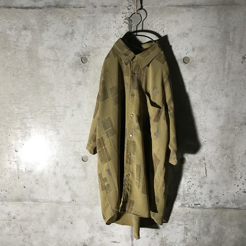 [used] thickness designed shirt