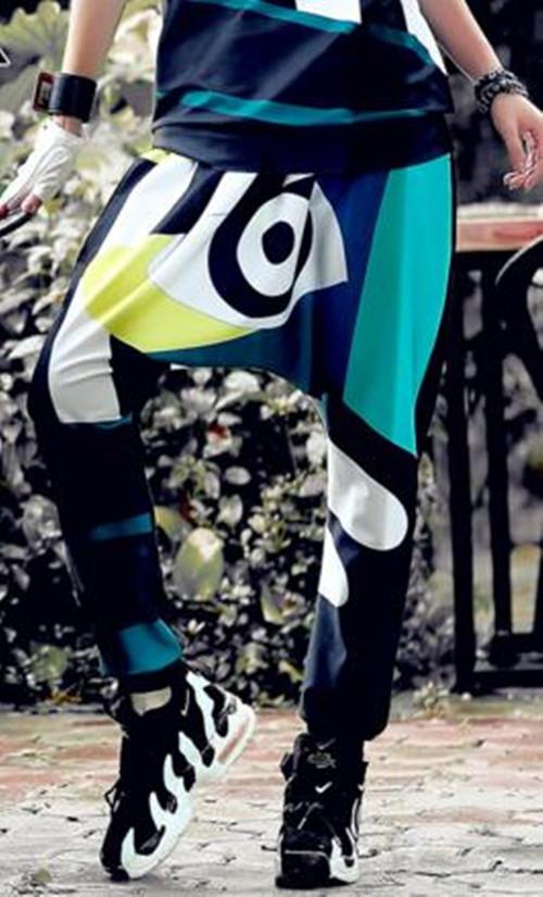 pop2169メンズ男性 レディース ダンスパンツ ステージ衣装ヒップホップ 舞台ダンスウェア サルエルパンツ