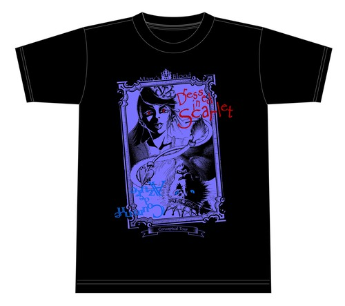 『Mary's Blood  Conceptual Tour』Tシャツ