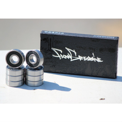 FLOWGRESSIVE / BLACK bearings