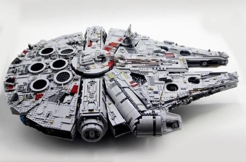 レゴ互換 ミレニアムファルコン