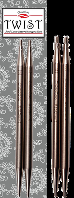 """TWIST Lace TIPS 5"""" (13cm)"""