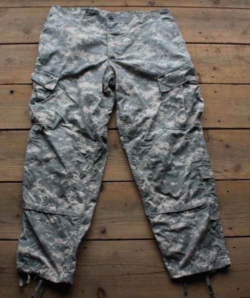 00's Trouser, Army Combat Uniform デジカモ 【Fj1612】