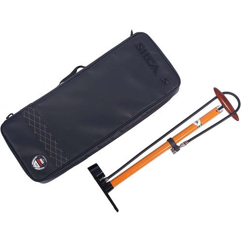 SILCA(シリカ) PISTA 100th anniv with Travel Bag フロアポンプ バック付き