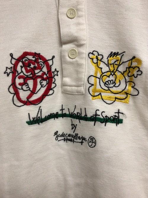 2000's Castelbajac polo shirt