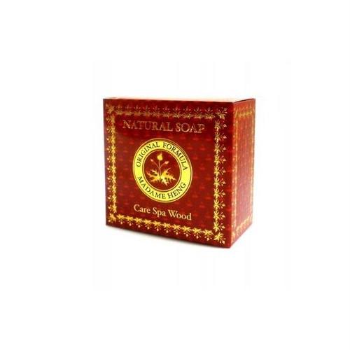 ナチュラルソープ ウッド / Madame Heng Soap Care Spa Wood 150g