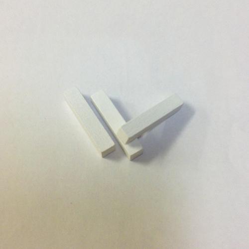 白25mm木製スティック(約150個)
