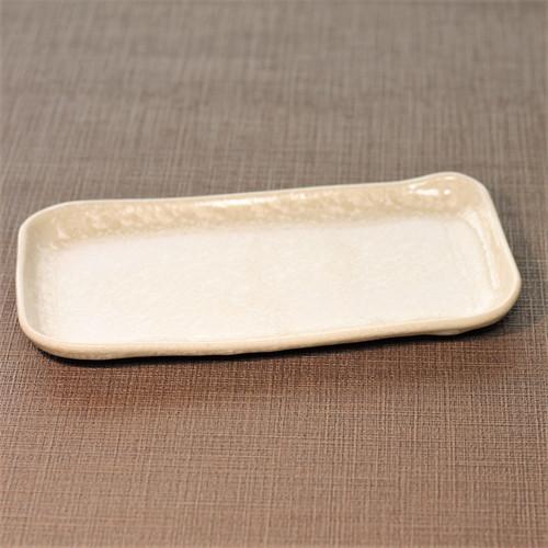 結晶釉板皿 [Prima]