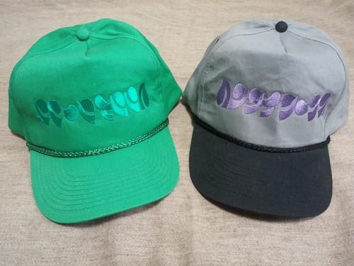 ヘンタイワークス  コスモスロゴ 刺繍CAP