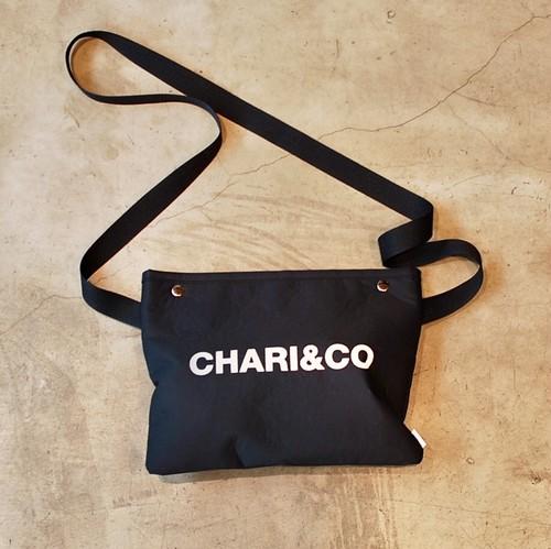 【SALE 20%OFF】CHARI&CO BOLD LOGO SACOCHE