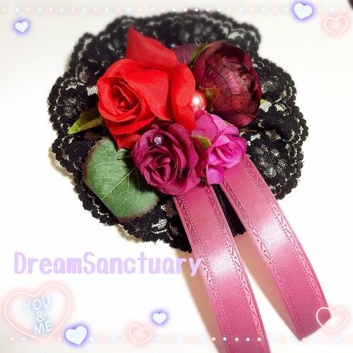 薔薇乙女のヘッドドレス