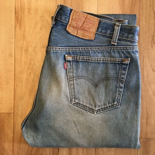 "Levi's 501  W36 inch ""MADE IN USA"" <Used>"