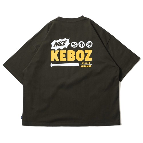 KRG S/S TEE 【FOREST GREEN】