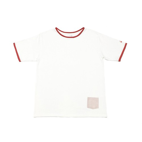 Pocket Tee Stripe