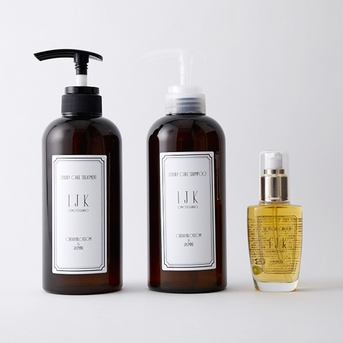 IJK LUXURY CARE FAMILY SET