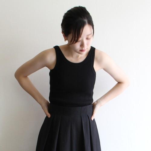 YOUNG&OLSEN 【 womens 】randam rib tanktop