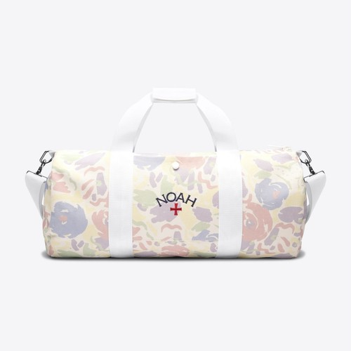 Recycled Canvas Duffle(Multi)