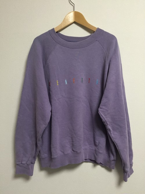 90's BENETTON sweat