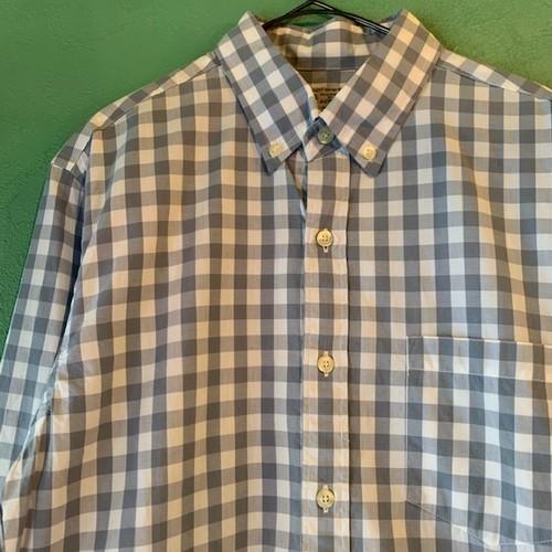 J.crew チェック B.Dシャツ