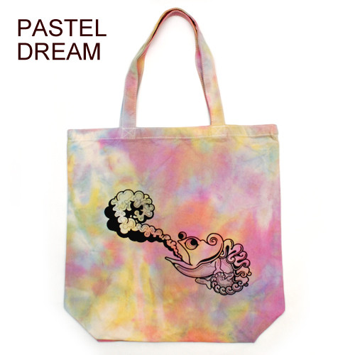 LOGO TOTE BAG [PASTEL DREAM]