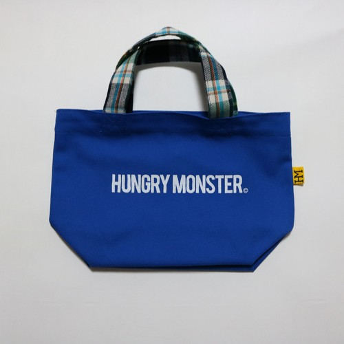 HUNGRY MONSTER Tote Bag