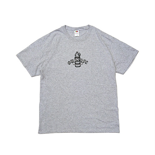 OURLIFE - IGNITION BARREL TEE (HEATHER)