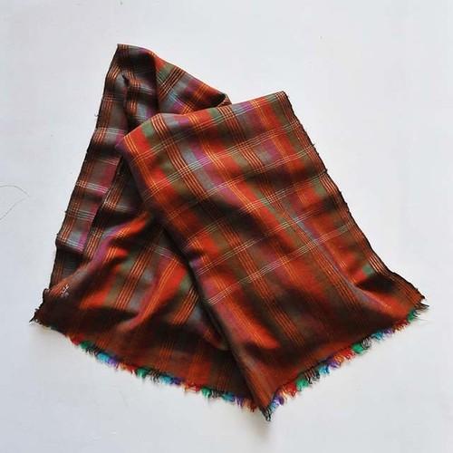 nukuiro 手織りパシュミナストール(nu-2)