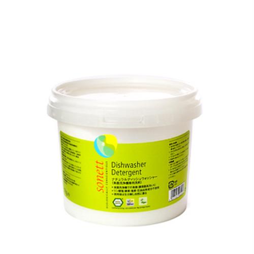オーガニック洗剤/ソネット食器洗浄機用洗剤(粉末)1kg入り