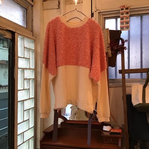 【セール30%off】ロングパイルトレーナー ¥24200→16940