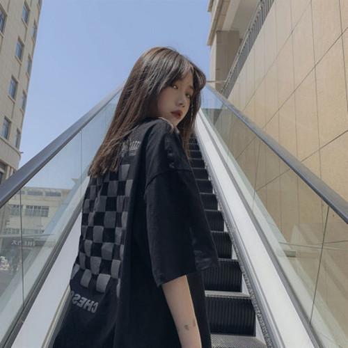 原宿系  カッコイイ  男女兼用  カジュアル  ラウンドネック  半袖  Tシャツ・トップス