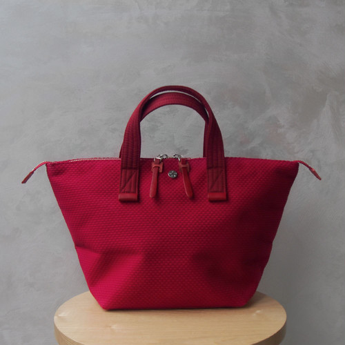 CaBas N°33 Bowler bag small Red/Red