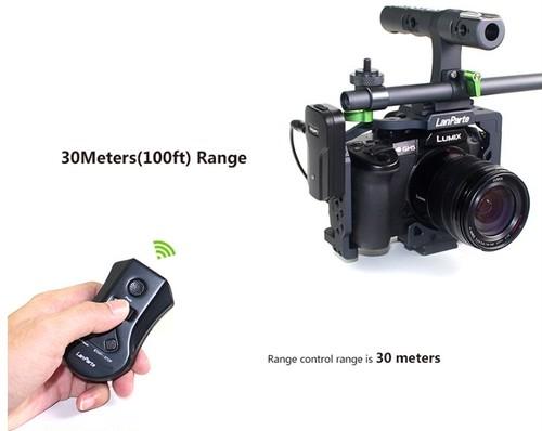 Lanparte社・LRC-02・Panasonic GH5/GH4カメラ用リモートコントロールユニット