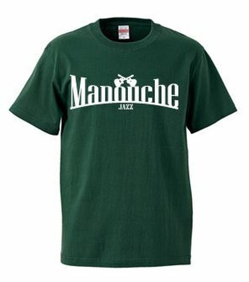 Tシャツ(S.M,XL)「Manouche JAZZ」