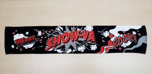 マフラータオル -we are SHOW-YA-
