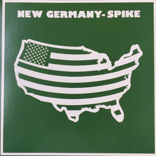 Spike  ‎– New Germany