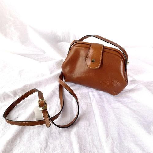 "AIGNER Brown ""mini"" Shoulder Bag"
