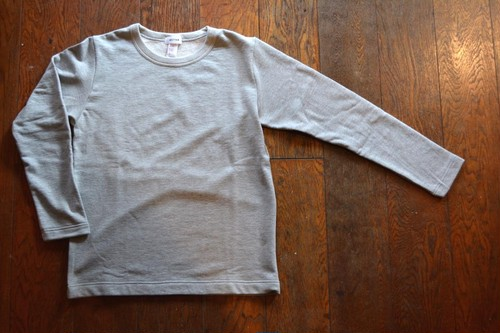 BETTER   LONG SLEEVE PULL-OVER