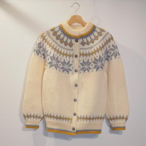 DALE Knit cardigan SizeM