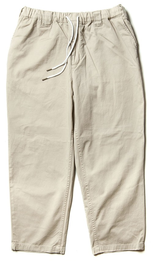TIGHTBOOTH BAGGY PAINTER PANTS M Light Beige タイトブース パンツ