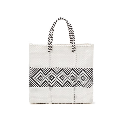 MERCADO BAG DIAMOND LINE-W (S)