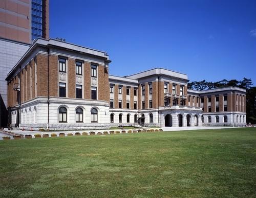 『群馬県庁昭和庁舎/旧群馬県庁舎』