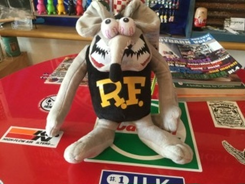 Rat Fink BENDABLE DOLL (RAF523 GY)