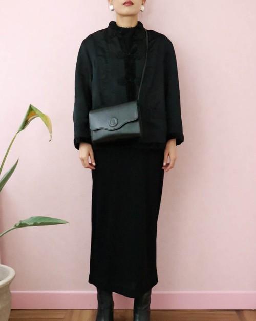 Christian dior black bag