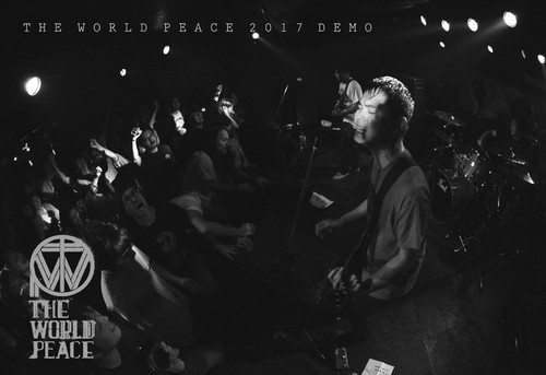 THE WORLD PEACE - 2017 demo(CD-R)