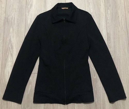 1990s ROMEO GIGLI FITTED ZIPUP JACKET